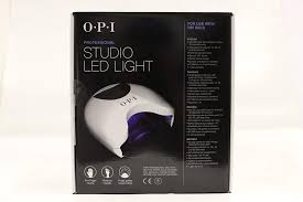 Opi Gel Light Opi Studio Led Light