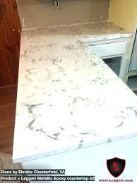 metallic kit metallic floor kit leggari s diy metallic countertop resurfacing