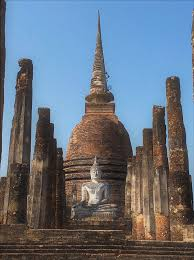 Temples of Burma Photograph by Dawn Duane Wolf