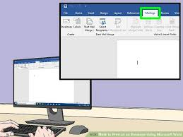 How To Print On An Envelope Using Microsoft Word With Pictures