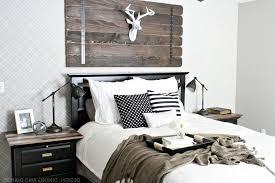 Modern Master Bedroom Decor Modern Master Bedroom Decor Wall Mounted Wooden Rectangle Long