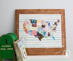 Framed Dry Erase Board How To Make Dry Erase Boards The Handmade Home