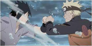 10 Ways Sasuke Could Have Defeated Naruto At The End Of Shippuden
