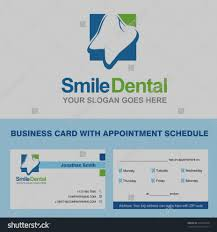 Sample Appointment Card Template Images Dental Appointment Cards Dentist Appointment Reminder Cards 17