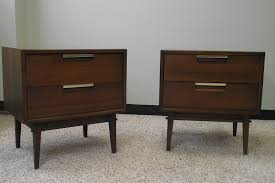 image of furniture contemporary bedside tables
