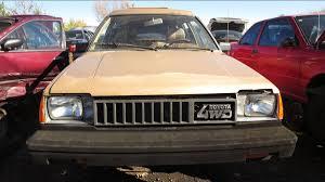 Junkyard Treasure: 1984 Toyota Tercel 4WD Wagon | Autoweek