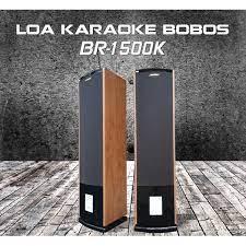 LOA KARAOKE BOBOS BR-1500K (Hàng chính hãng)