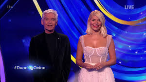 This content is imported from instagram. Dancing On Ice Fans Joke Holly Willoughby Has Forgot Her Top As She Wears Racy Lingerie Style Dress