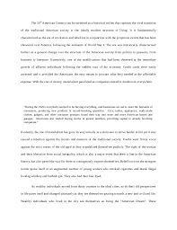 the great gatsby term paper in british and american literature the