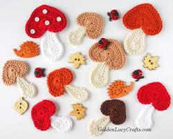 Free Crochet Applique Patterns Custom Inspiration