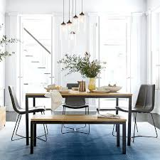 west elm panorama chandelier box frame dining table wood west elm west elm panorama chandelier review