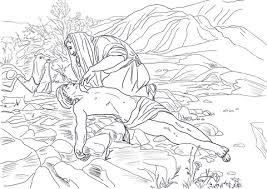 Good Samaritan Coloring Page Jabn Good Samaritan Coloring Page