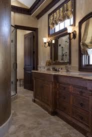 Dark Bathroom Vanity Wood Bathroom Vanities Dark Brown Vanity Double Sink Rectangular