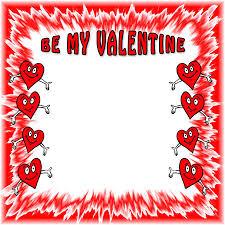 happy valentines day borders.  Borders Be My Valentine Inside Happy Valentines Day Borders V
