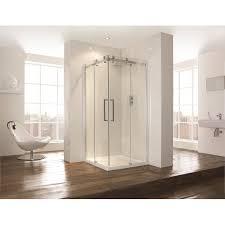aquaglass plus 900mm corner entry shower enclosure