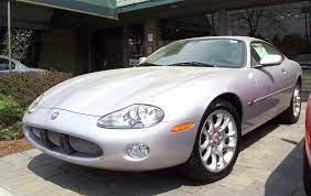 2002 Jaguar Xkr Coupe Platinum Jaguar Jaguar Car Jaguar Xk8