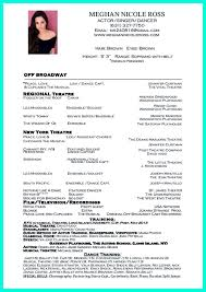 Pin On Resume Sample Template And Format Dance Resume Sample