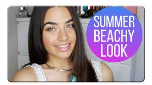 beachy makeup tips fay