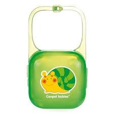 Футляр для <b>пустышек Canpol</b> Babies Happy Garden 0 м (1 шт ...