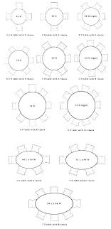 60 round table seats how many round table seats how many 8 foot round table 6