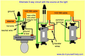 how to wire a two way switch multiple lights images three wire a 4 way outlet nilza on wiring diagram 2 lights using 143