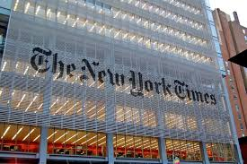Resultado de imagem para jornal the new york times