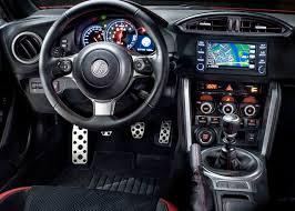 2018 Toyota GT86 trd interior - 2018 Car Review