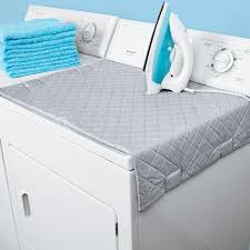 Best 25+ Wide ironing board ideas on Pinterest | White board walls ... & Magnetic Ironing Mat - Transforms any metallic surface into an instant  ironing board. Place the Adamdwight.com