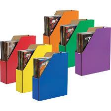 Classroom Magazine Holders Enchanting Magazine Holders Assorted Colors