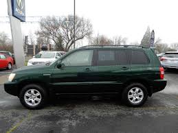 2003 Toyota Highlander Suv For Sale ▷ 110 Used Cars From $4,883
