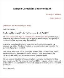 Letter Of Complaints Sample 12 13 Letter Of Complaint For Poor Service Jadegardenwi Com