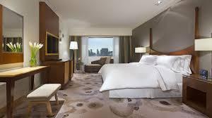 On Suite Bedroom The Westin Grande Sukhumvit Bangkok Accommodation