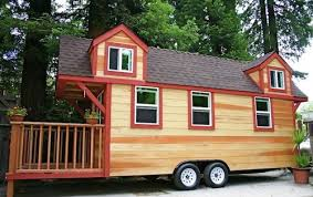 where to put a tiny house. This Tiny House Trailer Was Built In 2011 And Put Up For Sale On Craigslist Where It Sold $38,000 Out Of The Santa Cruz, California Area. To A