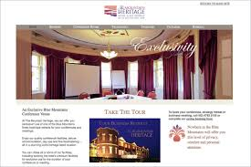 Blue Mountains Web Design The Mountain Heritage Hotel Blue Mountains Hotel Website