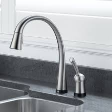 Leland Delta Kitchen Faucet Delta Pilar Single Handle Standard Kitchen Faucet With Touch