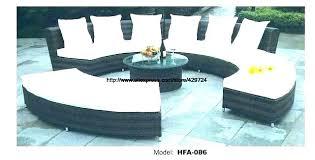 circular outdoor seating circular outdoor couch semi circle outdoor couch circular outdoor seating patio semi circular