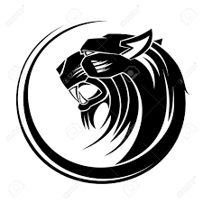 Lion Circle Tribal Tattoo Art