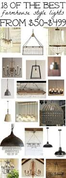 farmhouse lighting fixtures. 18 of the best farmhouse light fixtures lighting