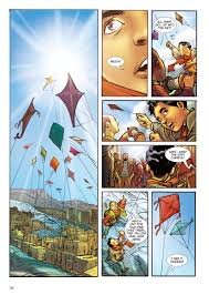 the kite runner graphic novel khaled hosseini  editorial reviews