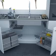 Under Kitchen Sink Cabinet Under Kitchen Sink Cabinet Modern Spacious Kitchen Features Very