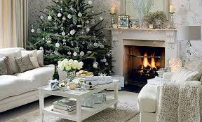 white christmas home decor adorable home