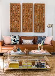 Living Room Turquoise Teal Orange Art Gallery Wall By Carolyncochranecom Turquoise