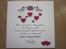 A Beautiful Personalised Handmade Anniversary Engagement Or