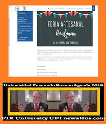 """Resultado de imagen para """"FIX University UPI newsRus"""""""