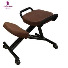 ergonomic kneeling office chairs. Contemporary Kneeling Original Ergonomic Kneeling Chair Stool With Handle Home Office Furniture  Wood Computer Posture Designin Chairs From  Intended