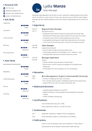 Resume For Managerial Position 40 Manager Resume Examples Skills Job Descriptions Tips
