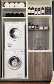 space saver washer and dryer.  Saver Small Laundry Room Ideas Diy Shelves And Sink In Tiny Area With  Stackable Washer Dryer For Space Saver Washer And Dryer