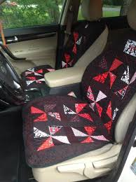 Seat Cover Pattern Magnificent Design Inspiration
