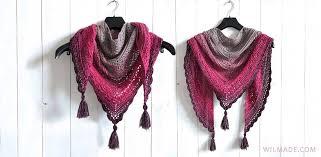 Shawl Patterns Custom Ana Lucia Shawl Free Crochet Shawl Pattern By Wilmade