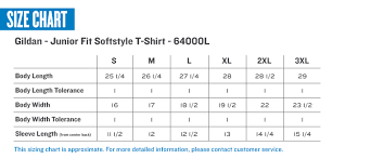 Gildan 64000l 4 5 Oz Soft Style T Shirt